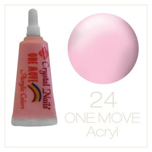 One Move Acrylic Color 24