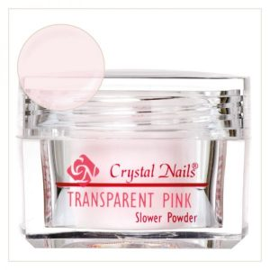 Slower Transparent Pink Acrylic