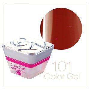 Crystal Color Gel - Metal Colors #101
