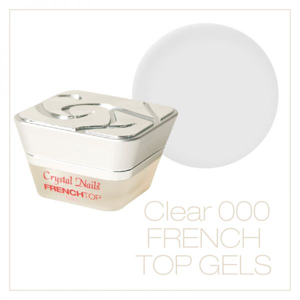 French Top Gel Clear