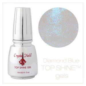 Top Shine Gel Diamond Blue