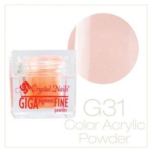 Giga Pigment Fine Powders PO#031