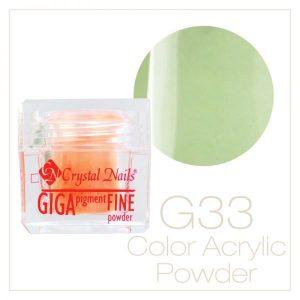 Giga Pigment Fine Powders PO#033