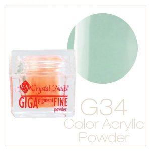 Giga Pigment Fine Powders PO#034