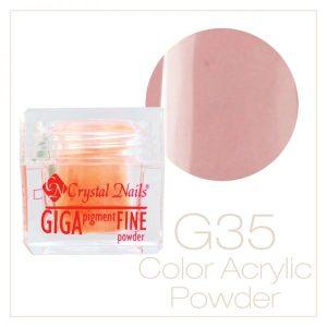 Giga Pigment Fine Powders PO#035