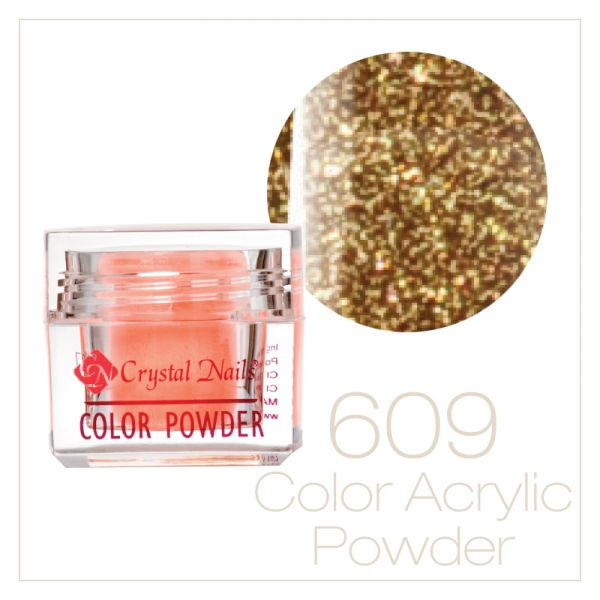 609 Gold Powder