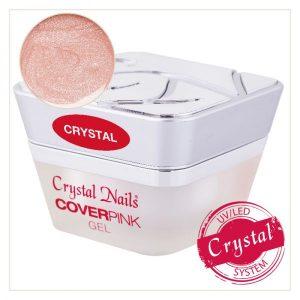 Cover Pink Crystal Gel