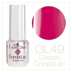 CrystaLac #GL 49 (hot pink)