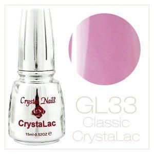 CrystaLac #GL 33 (Himbeere)