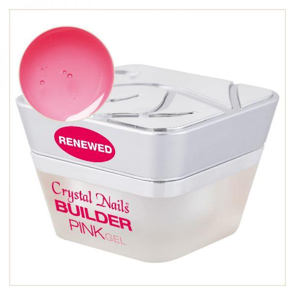 Builder Pink I Gel (klar)