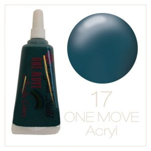 One Move Acrylic Color 17