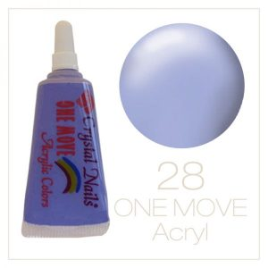 One Move Acrylic Color 28