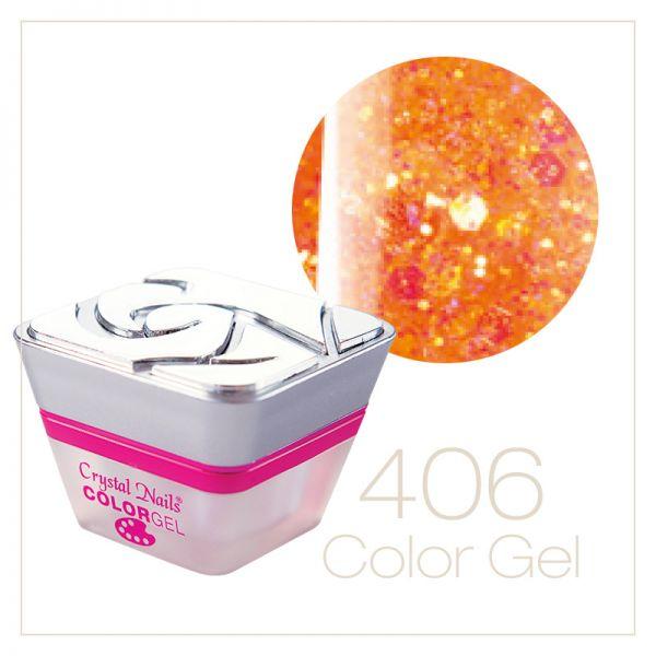 Crystal Color Gel - Effect Colors #406