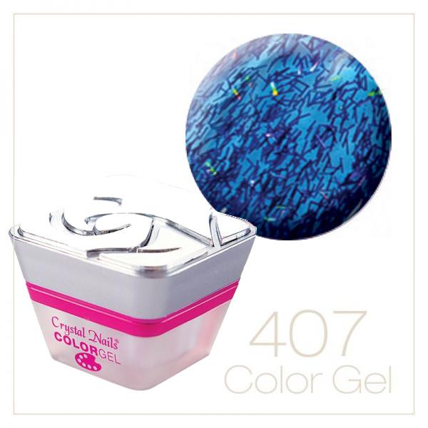 Crystal Color Gel - Effect Colors #407