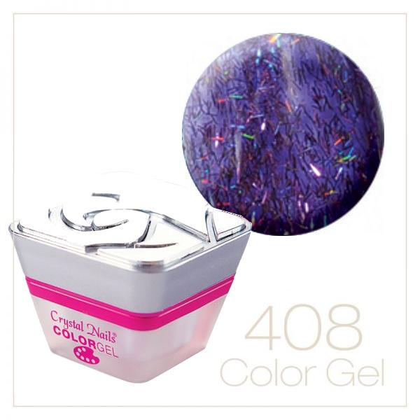 Crystal Color Gel - Effect Colors #408