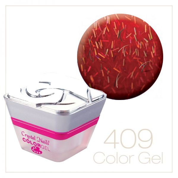 Crystal Color Gel - Effect Colors #409