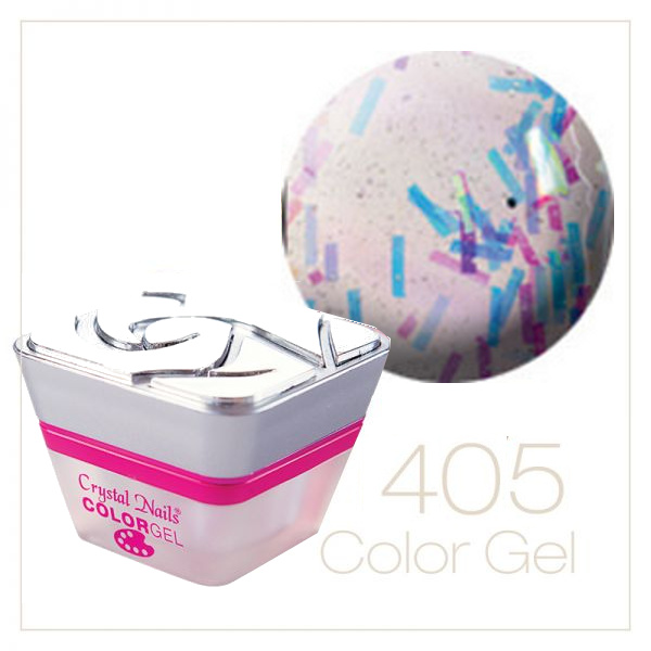 Crystal Color Gel - Effect Colors #405