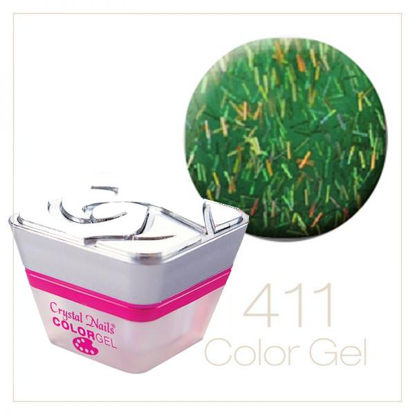 Crystal Color Gel - Effect Colors #411