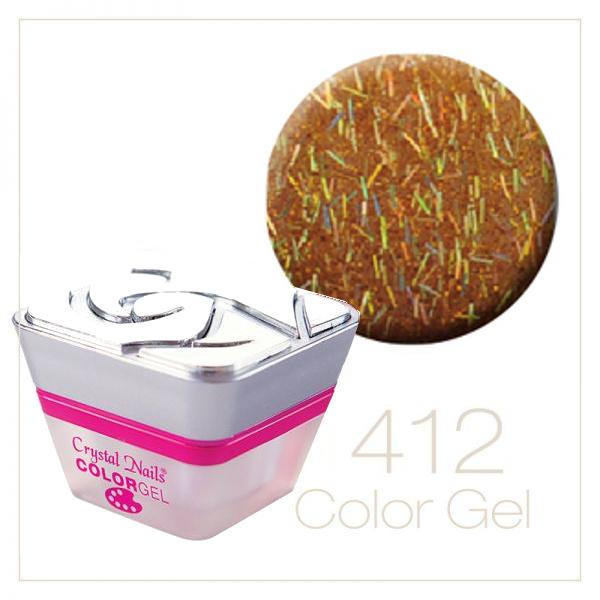 Crystal Color Gel - Effect Colors #412