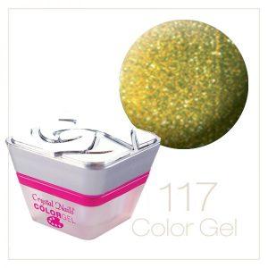 Crystal Color Gel - Metal Colors #117
