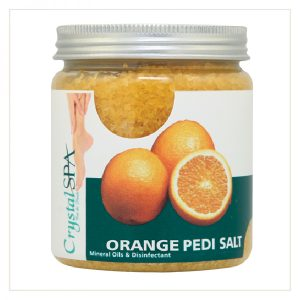 Pedi Salt Orange