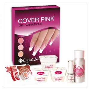 Cover Pink Gel Variationen