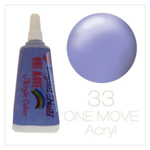 One Move Acrylic Color 33