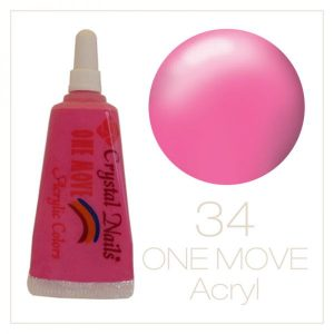 One Move Acrylic Color 34