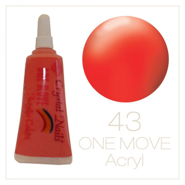 One Move Acrylic Color 43