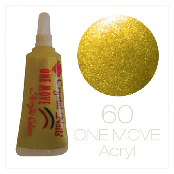 One Move Acrylic Color 60