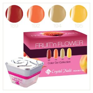 Fruit & Flower Gel Set