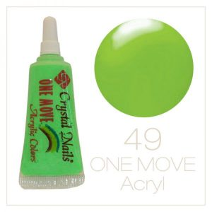 One Move Acrylic Neon Color #49 (Neon Grün)