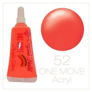 One Move Acrylic Neon Color #52
