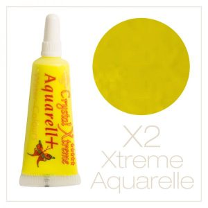 Aquarell Farbe X2