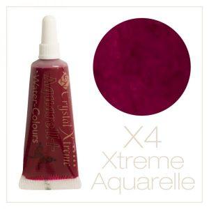 Aquarell Farbe X4