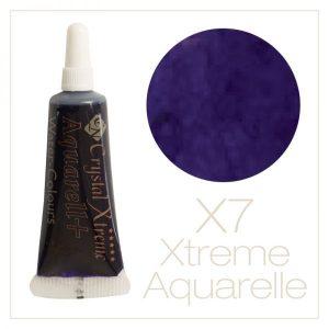 Aquarell Farbe X7