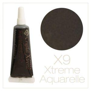 Aquarell Farbe X9