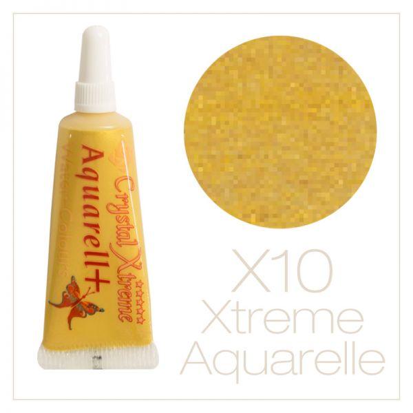 Aquarell Farbe X10