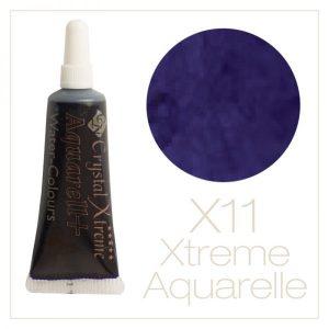 Aquarell Farbe X11