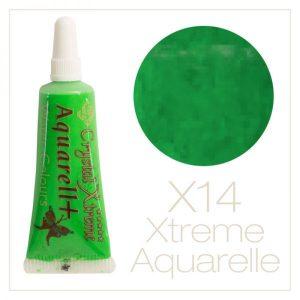 Aquarell Farbe X14