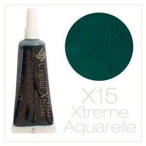 Aquarell Farbe X15