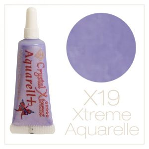 Aquarell Farbe X19