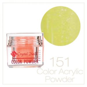 Color Powder Neon Gelb #151