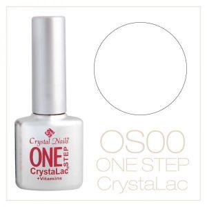One Step CrystaLac #OS 0 für die Haftung für ChroMe CrystaLac