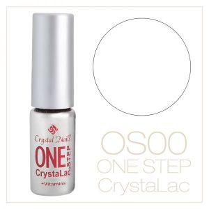 One Step CrystaLac #OS 0 auch für die Haftung für ChroMe CrystaLac