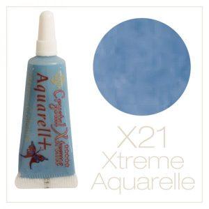 Aquarell Farbe X21