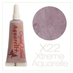 Aquarell Farbe X22