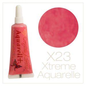 Aquarell Farbe X23