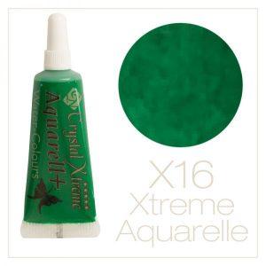 Aquarell Farbe X16
