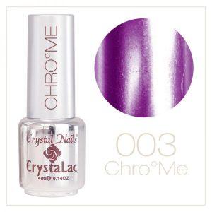 CrystaLac ChroME #3